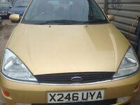 Ford Focus ghia x auto cheap long mot 395 no offers