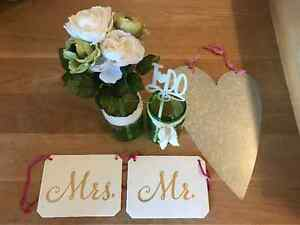 Country Wedding Accessories/Decoration Set