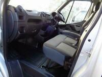 2010 RENAULT MASTER LM35 2.3 DCI 125 BHP 6 SPEED MANUAL FWD PANEL VAN NOVAT