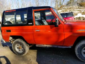 1988 Landcruise