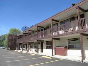 Lumby - 43 Unit Motel For Sale