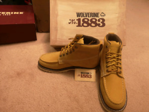 Size 7 new Wolverine 1883 Ranger Boots