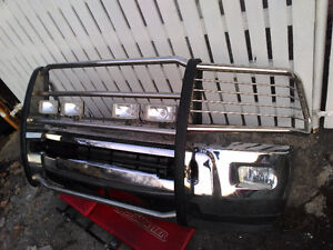 2015 Dodge Ram 2500 Front Bumper and Brush Gauard Complete