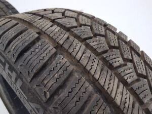 2 PNEUS D'HIVERS / 2 WINTER TIRES : 205-45-17 (LIKE NEW)