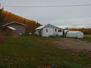 House and Acreage for sale in Chetwynd
