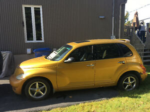 2002 Chrysler PT Cruiser Berline