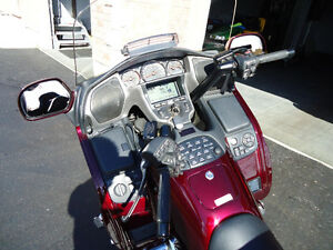 Luxury Honda Goldwing