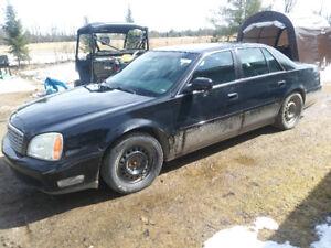 2005 Cadillac DeVille Sedan NO RUST