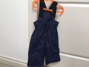 Unisex Snow Pants size 1- $15