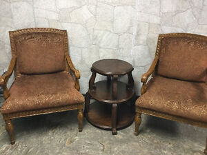 Parlour Chairs,  occasional chairs