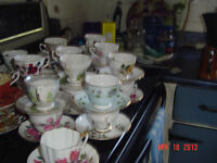 CHINA CUPS OVER 40 YEARS OLD