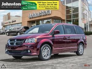 2018 Dodge Grand Caravan SXT Premium Plus  -  Uconnect - $97.94