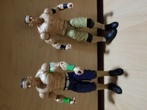 John Cena action figures ($10 set)