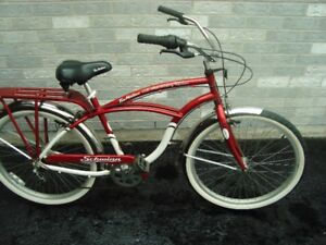 Tim Horton Beach Cruiser