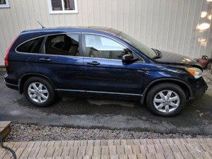 2007 Honda CR-V EX SUV, AWD, sunroof, etc.