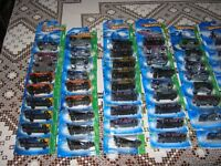 HOT WHEELS  1/64 COLLECTION   SOLD