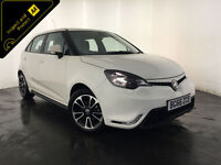 2016 66 MG 3 STYLE VTI-TECH 5 DOOR HATCHBACK FINANCE PART EXCHANGE WELCOME