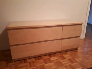 Commode IKEA malm
