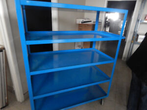 Commercial carry cart