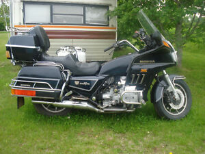 1984 Honda Goldwing Interstate motorcycle for sale