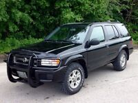 2004 Nissan Pathfinder Chinook trade for Celica or Solara
