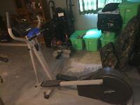 Nordic Trac Elliptical trainer