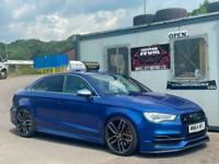 2015 Audi S3 Saloon Automatic Stage 2 400BHP