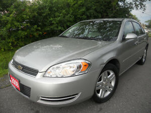 2008 Chevrolet Impala Sedan only 119 kms Loaded $3995