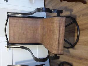 Patio Chairs $25.  Each