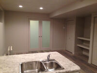 BRAND NEW Legal 1 Bedroom Basement Suite for Rent Available NOW!