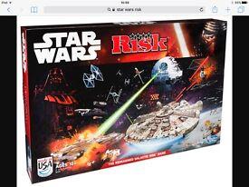 Star Wars Risk - Board Game - Brand New