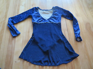 2 Robes patin artistique - taille 8