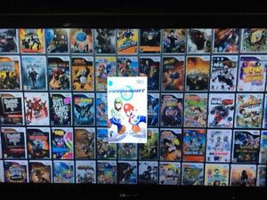 Négo 200$ Wii envirron 143 jeux