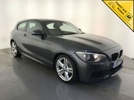 2013 BMW 118D M SPORT DIESEL 1 OWNER BMW SERVICE HISTORY FINANCE PX WELCOME