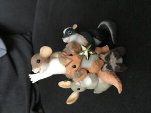 CHARMING TAILS figures by Fitz & Floyd