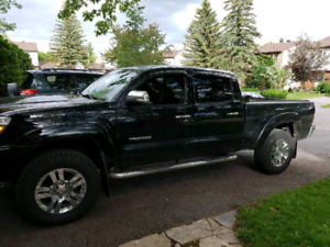 Toyota Tacoma Limited Supercharged Air and more