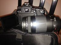 Canon eons 70d with extra accessories for sale !!!!!!!!!!!!!