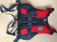 Life jacket, crewsaver Junior SOLD