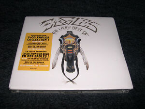 The Eagles - The Very Best Of - Digipak 2cds neuf & scèllé