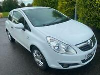 VAUXHALL CORSA 1.0 , 3 DOOR HATCHBACK , 10 PLATE, WITH ONLY 42,000 MILES £30 TAX