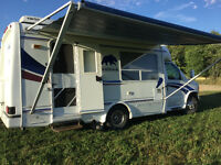 22 foot Kodiak motorhome