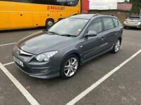 2011 Hyundai i30 1.6 CRDi Premium 5dr Estate Diesel Manual