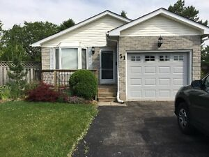 House for rent from July 1st