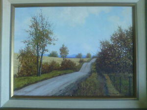Original Oil on Canvas - Horvath North Shore Greater Vancouver Area image 3