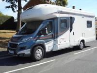 Auto Trail Tracker RB Hi-Line 5 Berth Fixed Rear Bed Motorhome For Sale