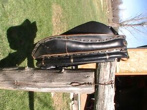 Amish Made work horse harness with colar with liner