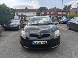 Toyota Auris 1.6 Petrol TR VVTi 5 Doors