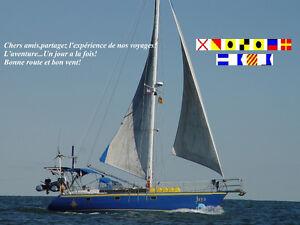 voilier 38 pieds 1982 offshore a vendre $50.000 ou a échanger