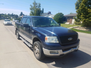 2005 Ford F150 SUPERCREW 5.4L must go!