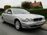 2003 Jaguar XJ Series XJ6 3.0 V6 4DR AUTOMATIC ** BEAUTIFUL CONDITION AND FAU...